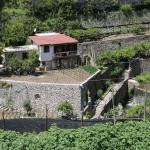 Ein Bauernhof im Hinterland