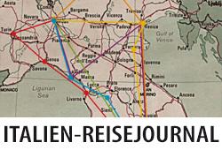 Italien-Reisejournal