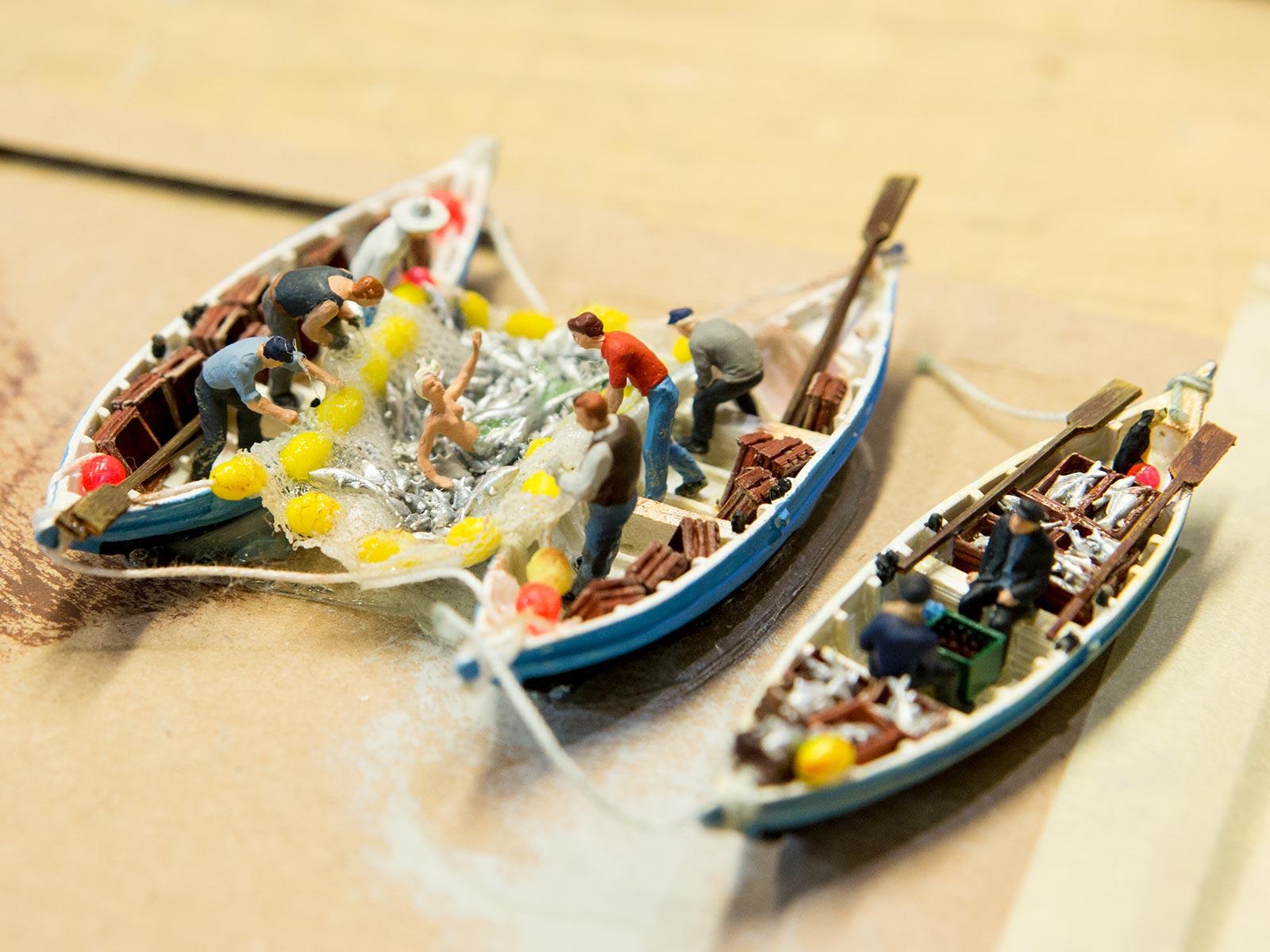 Manchem Fischer geht ein ganz besonderer Beifang ins Netz.