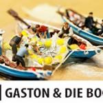 Gaston & die Boote